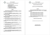 Informe Legislativo - 14ª Sessão Ordinária e 15ª Sessão Extraordinária 2016 - 09/05/2016