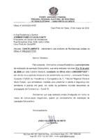 CANCELAMENTO - Atendimento aos eleitores de Rondominas