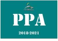 Edital de Publicação Plano Plurianual 2018-2021