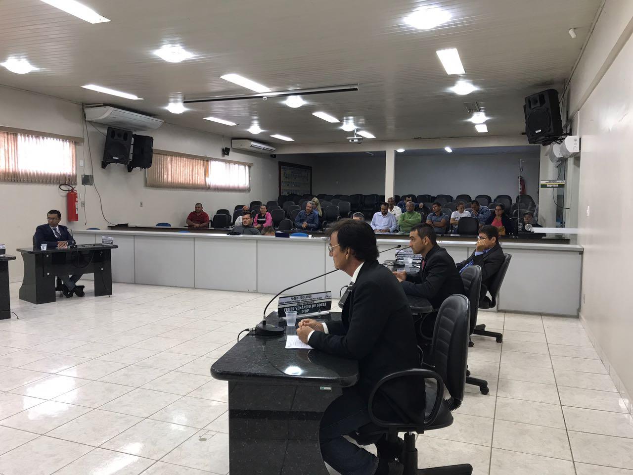 Informe Legislativo: 20ª Sessão Ordinária de 22/06/2017